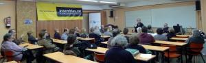 Escola Joan Pelegrí, 18 de febrer de 2013