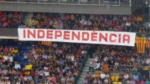 El nostre mosaic, al Camp Nou, al Concert per la Llibertat