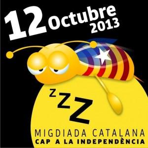 Migdiada catalana cap a la independència
