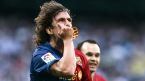 Carles Puyol: Real Madrid 2 - Barça 6