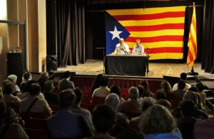 Joan Ridao, xerrada a Sant Medi