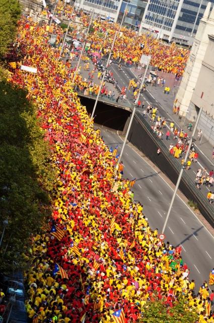 Esquivant el túnel d'Espanya