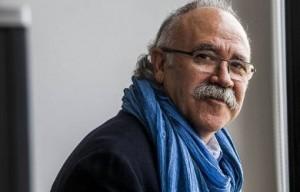 Fotografia de Josep-Lluís Carod-Rovira, a la coberta del seu llibre 2014