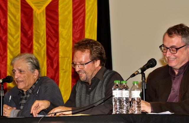 Catalunya: de la revolució a la República, un acte de gairebé dues hores que han passat volant (foto de Josep-Lluís Gonzàlez publicada amb llicència oberta CC by-nc-sa)