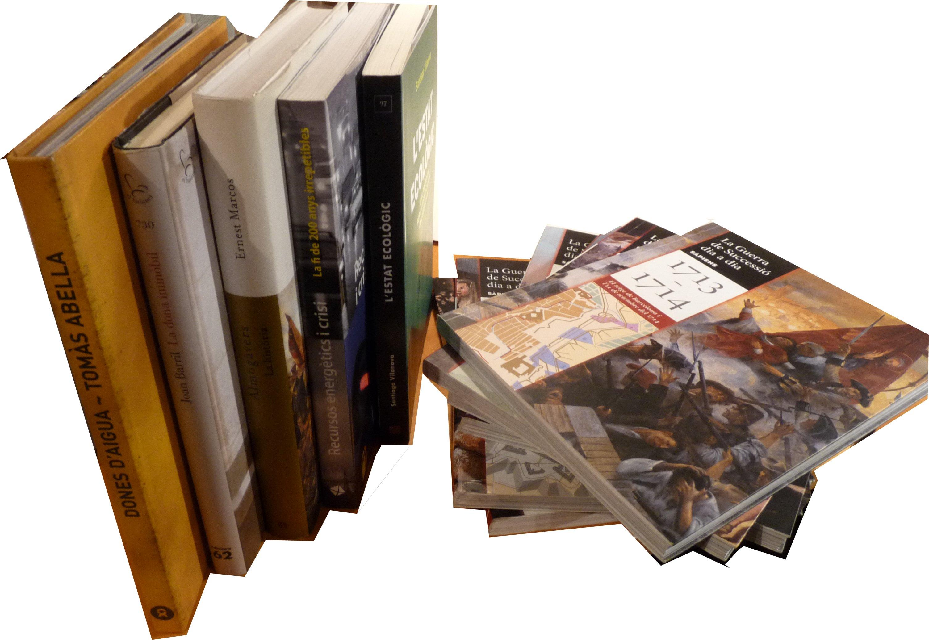 Imagen llibres