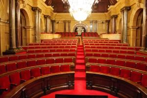 Tercera visita guiada al Parlament - Sants-Montjuic per la Independència