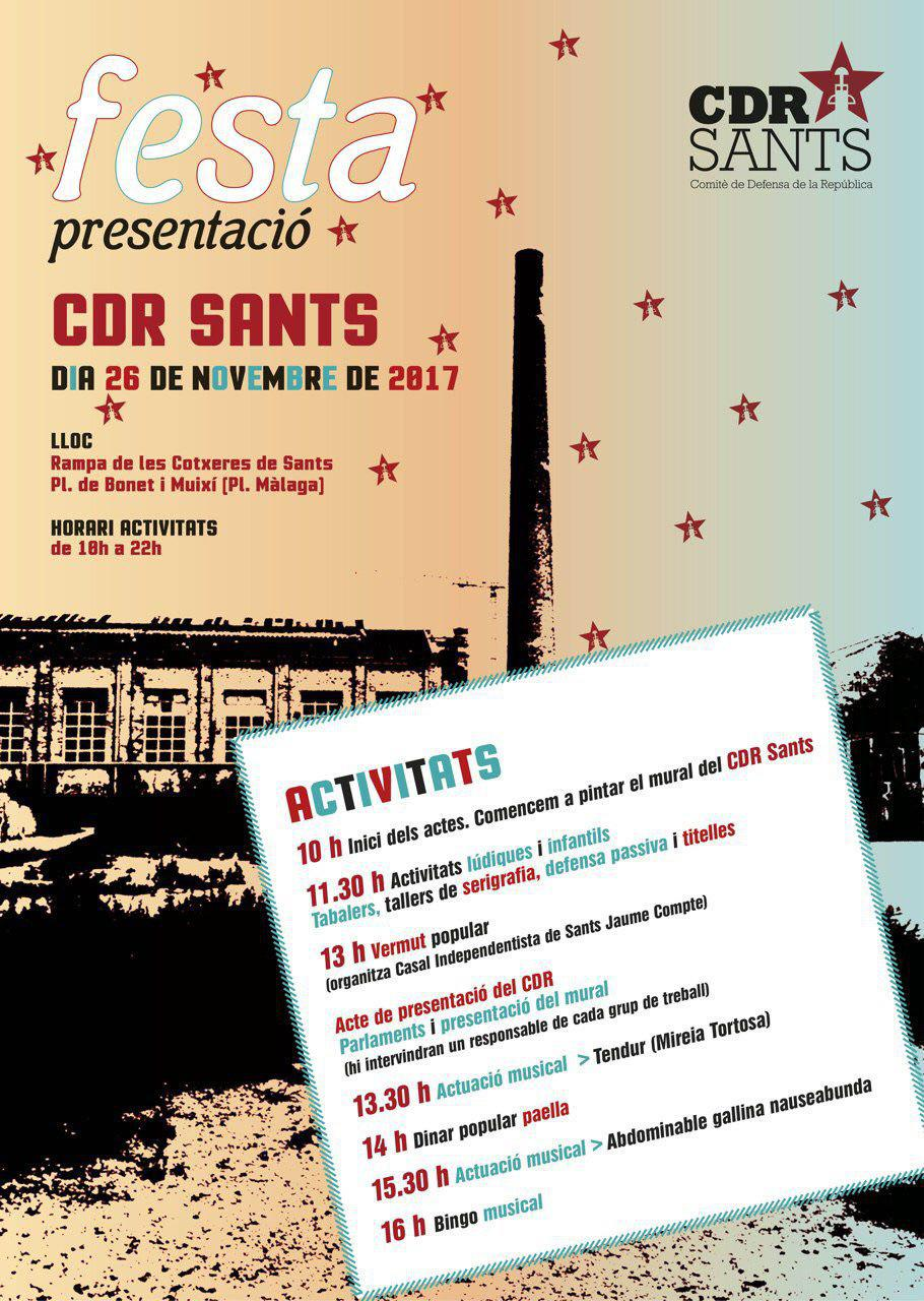 Festa CDR