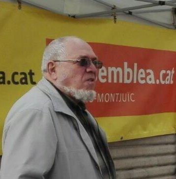 Lleonard Armentano, membre de Sants-Montjuïc per la Independència